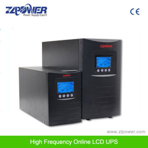 LCD Display High Frequency Online UPS (EX1K~EX3KL) pictures & photos