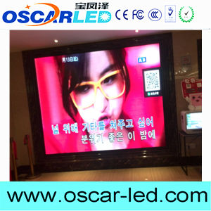 P3 P4 P5 Indoor Magnets Installed LED Video Wall