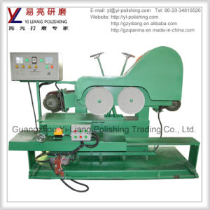Double Side Metal Grinding Machine for Table /Dinner Ware pictures & photos