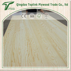 Pine Veneer Wooden Plywood/Commercial Plywood Used for Kitchen Cabinet pictures & photos