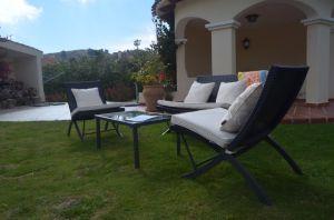 Roma Sofa Set pictures & photos