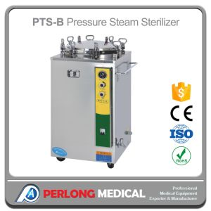 Medical Vertical Pressure Steam Sterilizer (100L) (PTS-B100L) pictures & photos