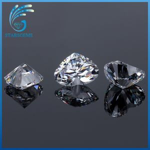 Factory Wholesale 5X5mm Heart Shape Cubic Zirconia Gemstones for Jewellery pictures & photos