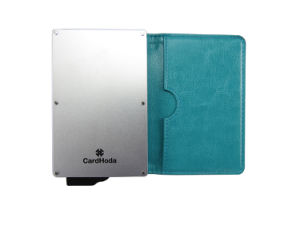 Credit Card Holder, Springk Slim & Stylish RFID Blocking Wallet Aluminum Case Protector for Men and Women pictures & photos