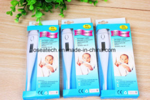 Smart Electronic Clinical Baby Forhead Bath Digital Thermometer pictures & photos