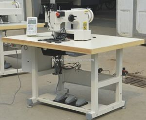 Electronic Heavy Duty Pattern Sewing Machine for Sling Ropes pictures & photos