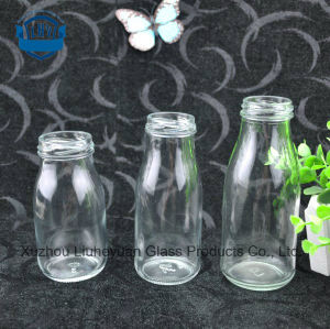 200ml 1000 Food-Grade Glass Bottles, Beverage Bottles, Mineral Water Bottles, Juice Bottles, Milk Bottles pictures & photos