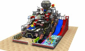 2016 Space Ship III Series Indoor Children Playground Equipment pictures & photos