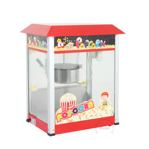 Automatic Popcorn Machine Hotsale with Low Price Eb-08 pictures & photos