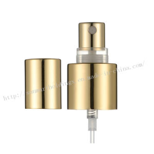 Fine Mist Spray Aluminum Perfume Pump 18mm pictures & photos