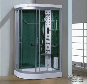 1200mm Steam Sauna with Shower (AT-D8813F) pictures & photos