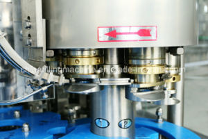 Automatic Carbonated Soft Drink Bottle Filling Machinery (CGDF-24-24-8) pictures & photos