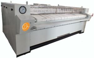 Single/Double Rollers Gas Heating Flatwork Ironer