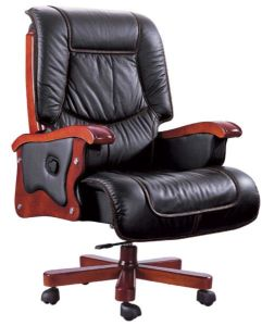 Mutil-Function Mechanism Wooden Arms Manager Chair (HX-AB107) pictures & photos