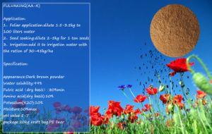 Fulvic Acid Fertilizer with Potassium pictures & photos