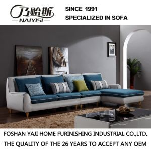 New Design Home Furniture Modern Fabric Sofa (FB1138) pictures & photos