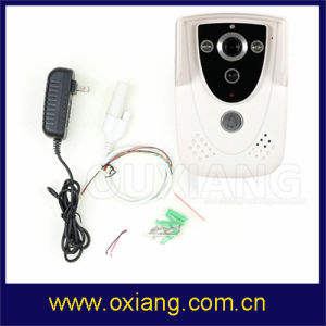 HD 720p WiFi Wireless Video Door Phone Doorbell Intercom Ox-Wd1 with GSM Function Waterproof IP55 Remote Network Home Building pictures & photos