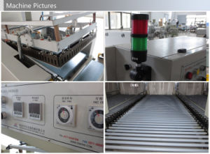 Automatic POF Film Thermal Sealing & Shrink Wrapping Machine pictures & photos