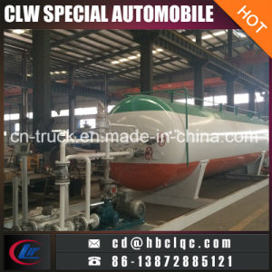Low Price Good Quality 8400kg 20cbm LPG Skid Station with Sales pictures & photos