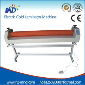 Electric and Manual Cold Laminator Machine Laminating Machine (WD-AT1300) pictures & photos
