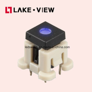 LED Illuminated Tact Switch with Single, Dual or RGB Colors Available pictures & photos
