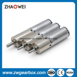 22mm Od 79.4mm Length Low Rpm DC Gearbox Motor pictures & photos
