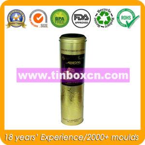 Food Grade Whiskey Tin Box, Vodka Tin Can, Wine Tin pictures & photos