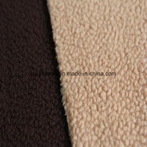 Camo Fleece Polyester Sherpa Polar Fleece pictures & photos