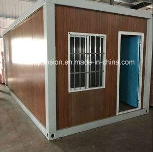 Newest Low Pay Prefabricated/Prefab Foldable Mobile House pictures & photos