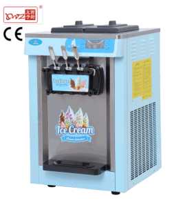 Table Top Ice Cream Machine Soft Serve/ Ice Cream Making Machine Commercial pictures & photos
