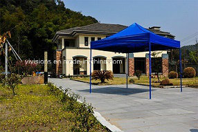 Customized New Style Steel Frame 3X3m, 3X4.5m, 3X6m Outdoor Folding Canopy Tent Pop up Tent pictures & photos