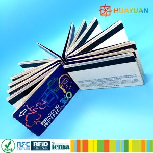 13.56MHz MIFARE Ultralight EV1 RFID Paper tickets Public Transportation Card pictures & photos