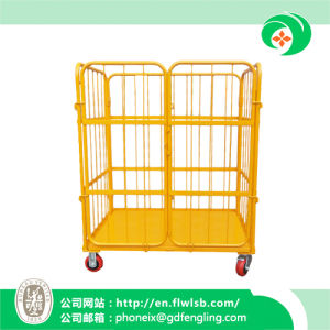 Foldable Roll Container for Logistics Transportation pictures & photos