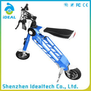 10 Inch Folded Mobility 2 Wheel Electric Scooter pictures & photos