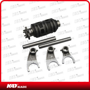 Hot Sales Motorcycle Parts Motorcycle Gear Shift Drum Comp for Bajaj Pulsar 200ns pictures & photos