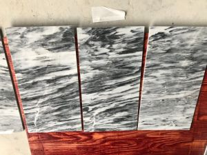 Original Chinese Bardiglio Nuvolato Cloudy Grey Marble Slabs pictures & photos