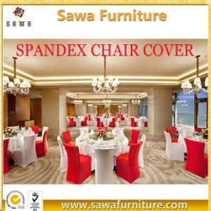 Customized Metalic Spandex Chair Cover Factory Supply pictures & photos