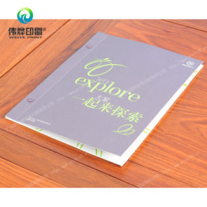 Hotel Fancy Paper Printing Menu Price List / Catalogue pictures & photos