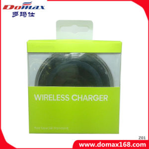 Mobile Phone Gadget Travel Qi Wireless Charger for Samsung Galaxy pictures & photos