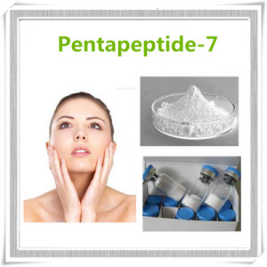 cosmetic Peptide Powder Anti Aging Polypeptides Palmitoyl Pentapeptide-7 pictures & photos