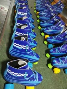 4 Wheel Kids Skate with Hot Selling (YVQ-001) pictures & photos