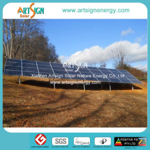 10kw Residential PV Mount for Solar Panel Systems Set up pictures & photos
