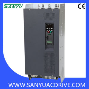 253A 132kw Sanyu Frequency Converter for Air Compressor (SY8000-132P-4) pictures & photos