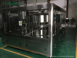 3-in-1 Filling Machine / Cola Bottling Machine / Gas Beverage Filling Line pictures & photos