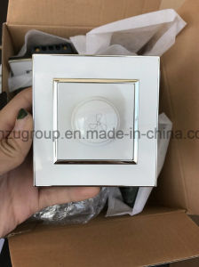 Acrylic Black White USB Socket Dimmer Switch pictures & photos