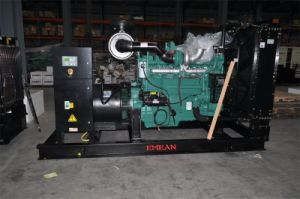 Open Type Diesel Electrical Generating Set pictures & photos