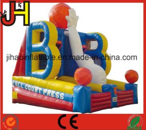 Outdoor Funny Sport Game Inflatable Basketball Hoop pictures & photos