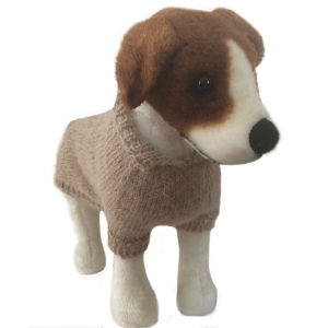 Hand Knitted Winter Dogs Coat Jumper Sweater Puppy Clothing Clothes pictures & photos