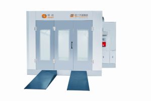 TUV Spray Booth Ce