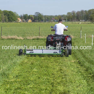 13HP/15HP Engine Powered ATV Flail Mower/Quad Mower/UTV Flail Mower/Small Tractor Flail Mower/Quad Mulcher/Grass Mower with Flap and Cutting Width 150cm pictures & photos